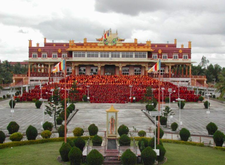 Monastère Gajang
